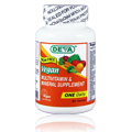 Iron Free Vegan Multivitamin & Mineral