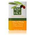 Olive & Honey Bar Soap -