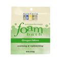 Aromatherapy Foam Bath Ginger Mint -