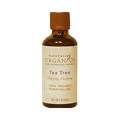 Organics Essential Oil Tea Tree