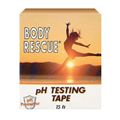 Body Rescue pH Testing Tape -