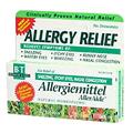 Allergiemittel AllerAide Blister Pak -
