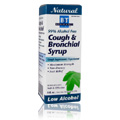Cough & Bronchial Syrup 99% Alcohol Free -