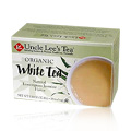 Organic White Tea with Lemongrass Jasmine -