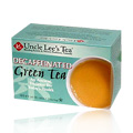 Decaffeinated Green Tea -