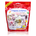 Organic Lollipop Assorted Bag 