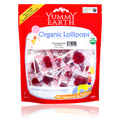 Organic Lollipop Pomegranate Packer Bag -