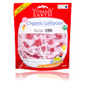 Organic Lollipop Wet-Fce Watermelon -