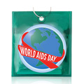 Beads Condom 'World AIDS Day'