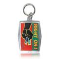 Keyper Keychains Condom 'Right on'