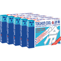 5 Pack of Tokuhon Cool A Analgesic Poultice -