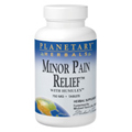 Minor Pain Relief 750mg -