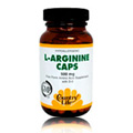 LArginine Caps 500 mg w/B6