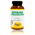 Betaine Hydrochloride w/ Peptin
