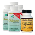 Buy 4 Cholestene Get 1 Bottle of CoQ10 100 mg Free