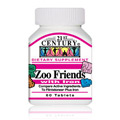 Zoo Friends with Iron Chewable