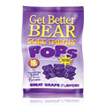 Get Better Bear Throat Pops