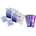Buy 2 Mystique Feminine Wipes & Get 3 Single packs of Astroglide Personal Lubricant for FREE -