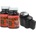 Buy 2 Magna Rx & Get 1 Disposable Battery Razor for FREE -