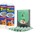 Buy 2 Dr. Aguilar's Transdermal Topical Lotion & Get 1 Elexia for Men Free -
