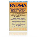 Padma Book Ancient Tibetan Herbal Formula -