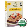 Simply Organic Banana Bread Mix