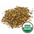 Buckthorn Bark Organic Cut & Sifted -