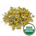 Chamomile Flowers Whole Organic -