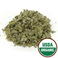 Coltsfoot Leaf Organic Cut & Sifted -