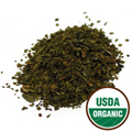 Ginkgo Leaf Organic Cut & Sifted -