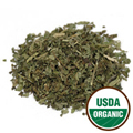 Lemon Balm Leaf Organic Cut & Sifted -