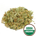 Linden Leaf & Flower Organic Cut & Sifted -