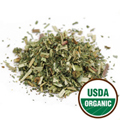 Meadowsweet Herb Organic Cut & Sifted -