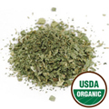 Milk Thistle Leaf Organic Cut & Sifted -
