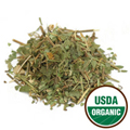 Periwinkle Herb Organic Cut & Sifted -