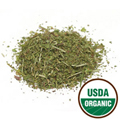 Scullcap Herb Organic Cut & Sifted -