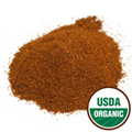 Chili Powder Hot with Salt Organic -