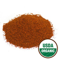 Chipotle Chili Powder 20M H.U. Organic -