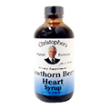 Hawthorne Berry Heart Syrup -