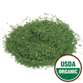 Dill Weed Organic Cut & Sifted -