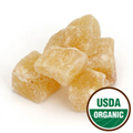 Ginger Crystallized Chunks Organic -