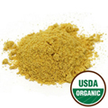 Mustard Seed Yellow Powder Organic -