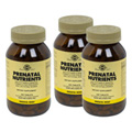 3 Bottles of Prenatal Nutrients -