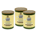 3 Bottles of Iso Soy Natural Vanilla Bean Flavor -