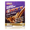 Oryx Goat Whey Chocolate -