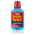 Snore Relief Cool Mint Throat Rinse -