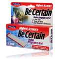 Be Certain -