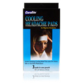 Cooling Headache Pads -