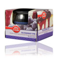 Scented Blueberry Pie Candle -