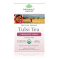 Raspberry Peach Tulsi Tea -